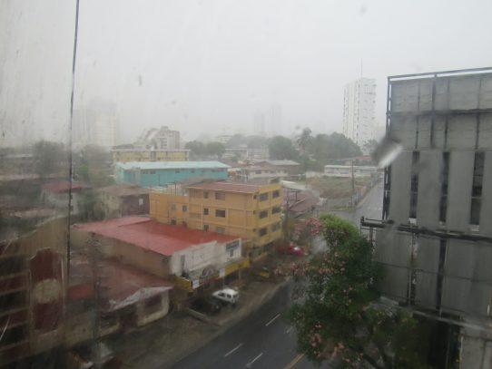 Lluvias se mantendrán para horas de la tarde