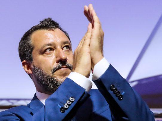 Salvini dice que Richard Gere testificará en su contra en juicio por migrantes