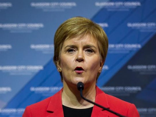 """""""Tenemos el mandato para hacer un referendo"""", afirma un ministro escocés"""