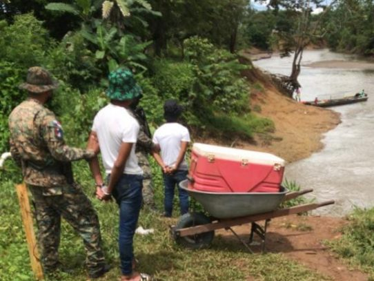 Imputan cargos a panameños vinculados al tráfico de migrantes haitianos