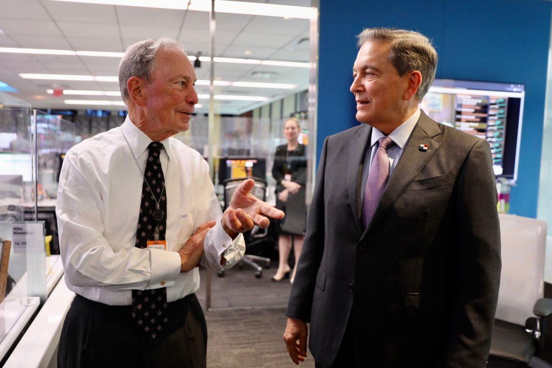 Rol de Panamá en crecimiento económico mundial destacó presidente Cortizo