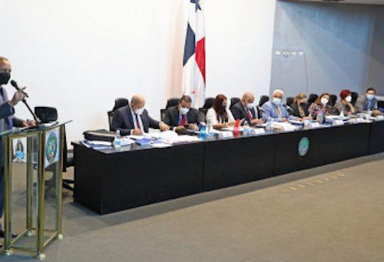 Comisión de Gobierno continuó discusión de Proyecto de Ley 544 de reformas electorales