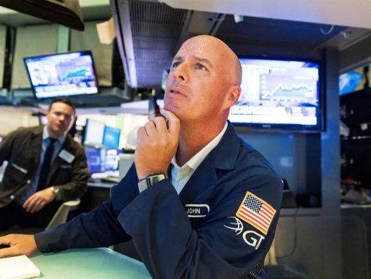 Wall Street cerró en rojo y el Dow Jones descendió un 0,84 %