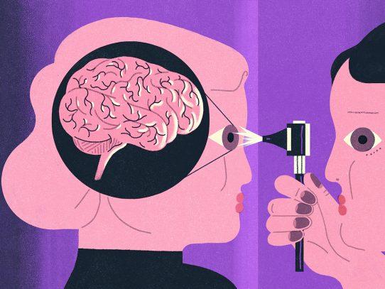 Así es cómo la pérdida de la visión puede afectar al cerebro
