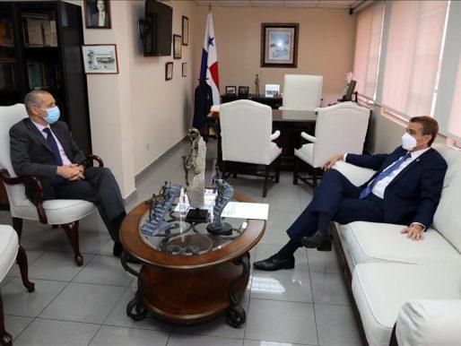 Buscan fortalecer relaciones con Administración de Justicia panameña