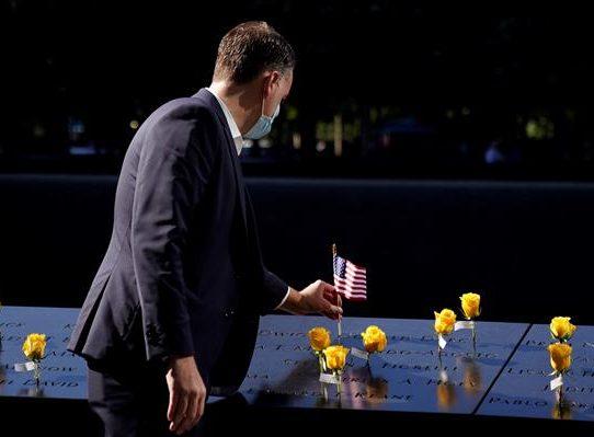 Miles de agentes y unidades de detección de bombas en el 20 aniversario del 11S
