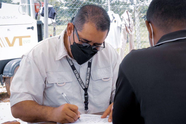 Fiscalía de Darién realiza diligencia de inspección en albergues de migrantes