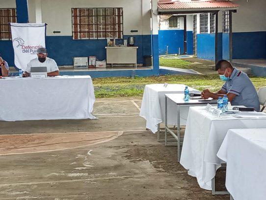 Defensoría participa en diálogo entre el Estado, AES y afectados por embalses del proyecto Chan I