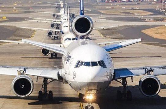 Tráfico aéreo en Europa se sitúa en el 71% respecto a 2019