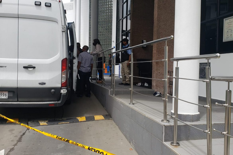 Agente de seguridad herido en un intento de robo a Banco General en Paitilla