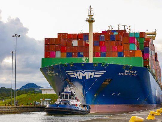 Descarbonización del transporte marítimo al 2050: llamado del Canal de Panamá y 150 organizaciones