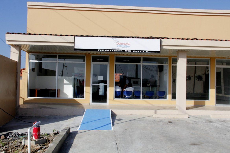 Defensoría del Pueblo en Coclé es cerrada por contagios de Covid-19
