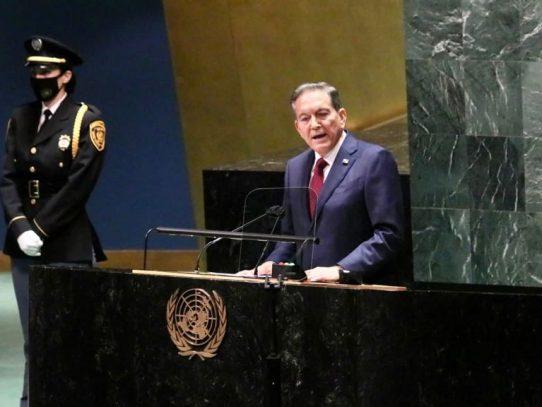 El reto de la migración es una responsabilidad de todos, Cortizo