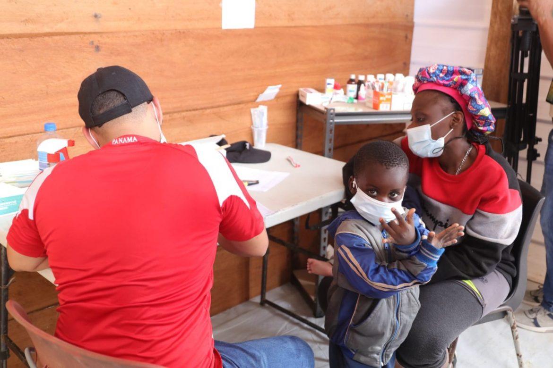 MINSA aclaró que brinda atención médica a todos los migrantes que llegan a Panamá