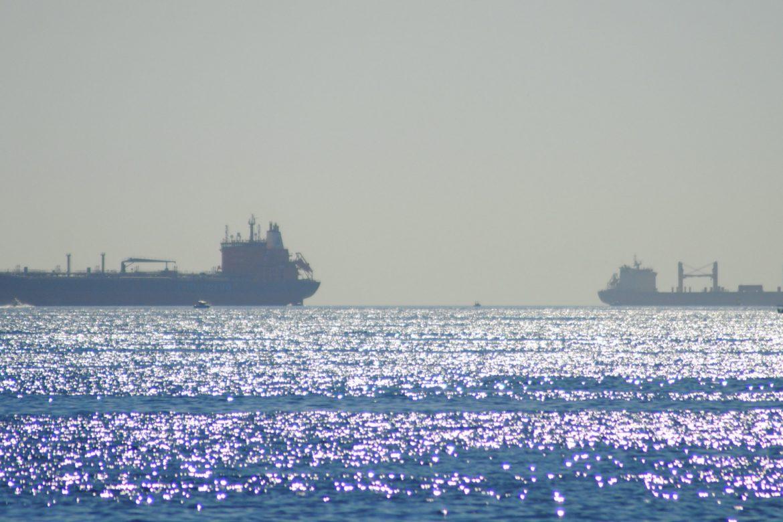 Investigan a un buque de carga panameño por contaminar el Mediterráneo
