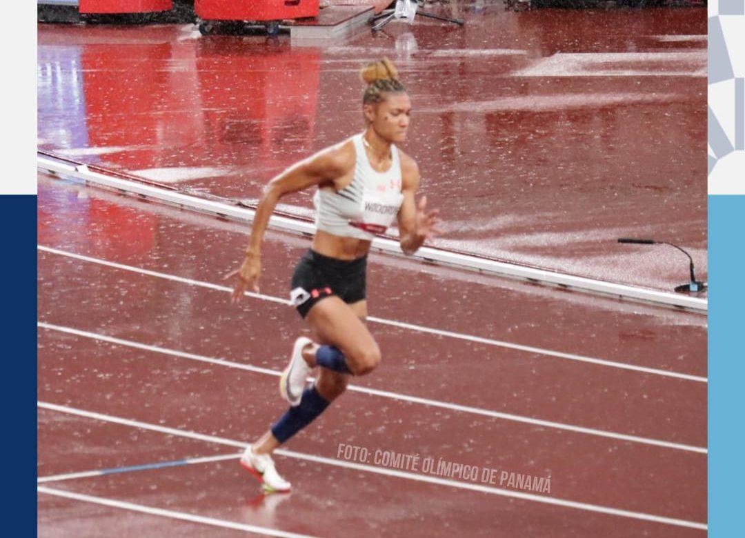 Gianna Woodruff selló su temporada con triunfo
