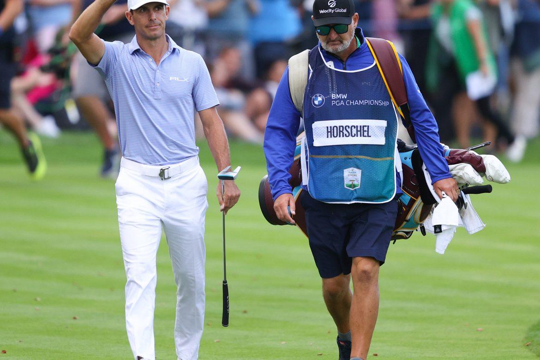 El estadounidense Horschel gana el BMW PGA Championship