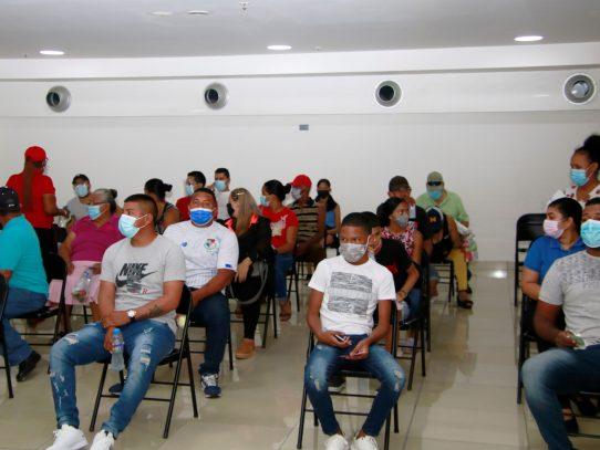 Inicia vacunación por barrido con segundas dosis en San Miguelito
