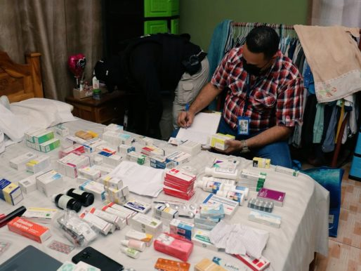 De acto criminal catalogó director de la CSS sustracción de medicamentos e insumos