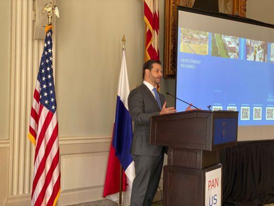 """Gobierno calificó como """"exitosa"""" misión a EE.UU. que atraerá nuevas inversiones a Panamá"""
