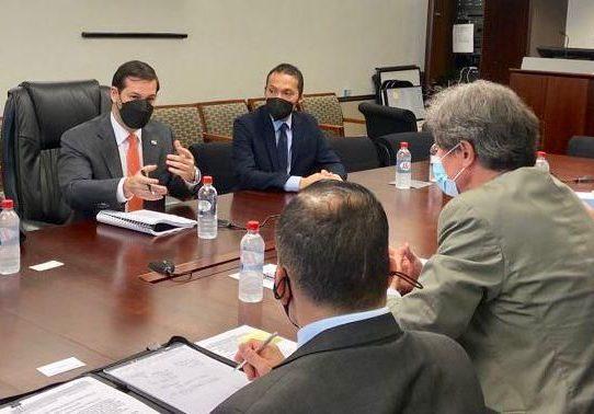 Panamá y Estados Unidos fortalecen su agenda comercial
