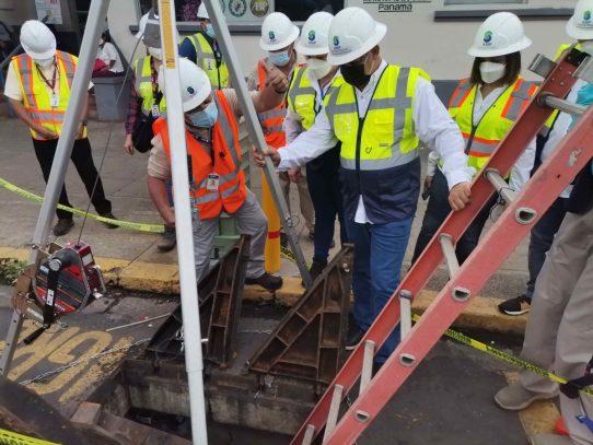 El soterramiento de cables mejorará contaminación visual de Panamá