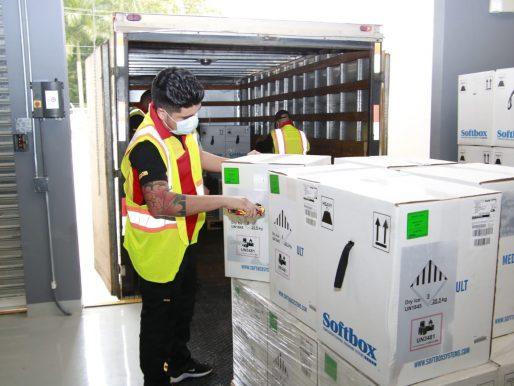 Panamá recibió trigésimo quinto lote de vacunas Pfizer
