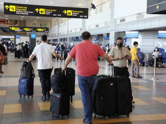 Tocumen S.A., prevé movilizar 46 mil viajeros adicionales para fiestas patrias