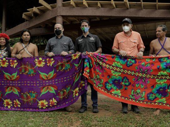 Autoridades buscan el fortalecimiento del Panamá indígena