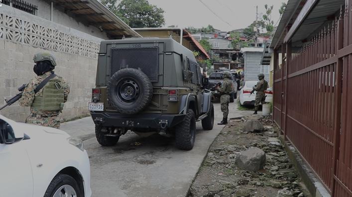 Realizan allanamientos en San Miguelito como parte la operación Artemisa iniciada en Chiriquí