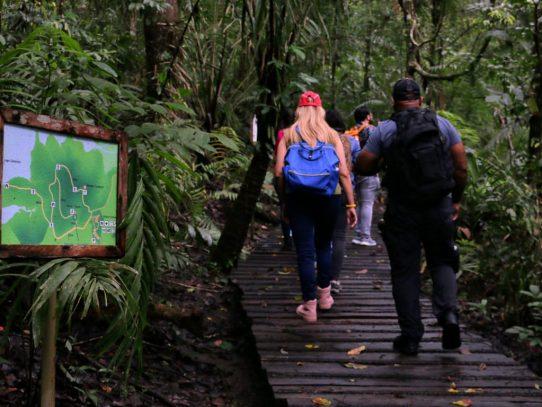 La capital panameña tiene su oferta turística de manos de la naturaleza
