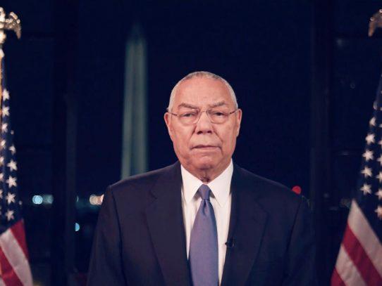 Muere a los 84 años el general Colin Powell, ex secretario de Estado de EE.UU.