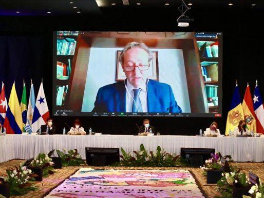 Poder Judicial de Panamá participa en cuatro Comisiones Permanentes de Cumbre Judicial Iberoamericana