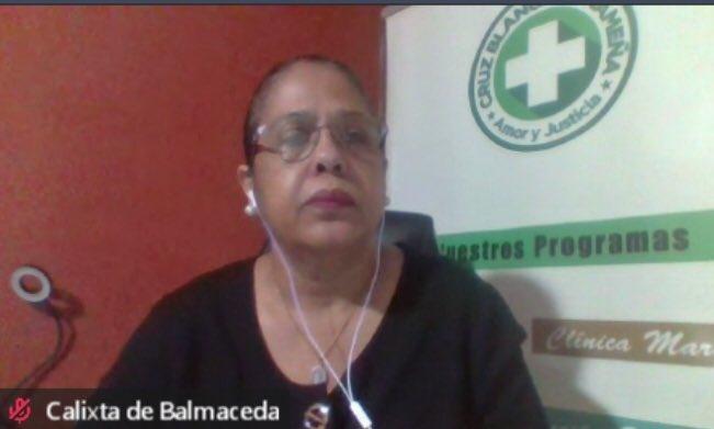 Coordinadora de Proyectos de la Cruz Blanca Panameña abordará la salud mental y adicciones