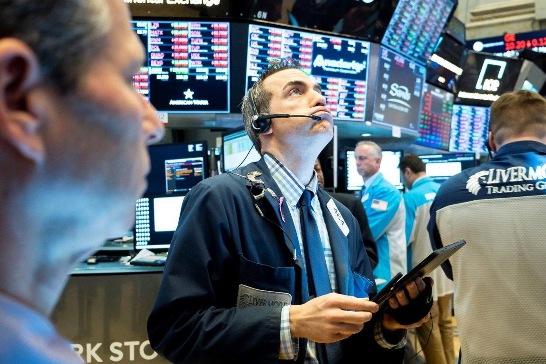 Wall Street abrió en rojo y el Dow Jones bajó un 0,23 %