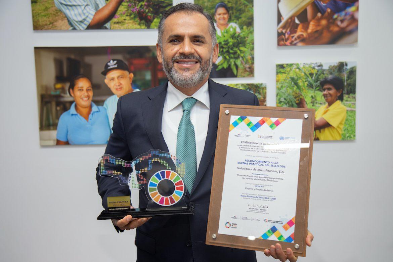 Premian a las Buenas Prácticas del Sello ODS