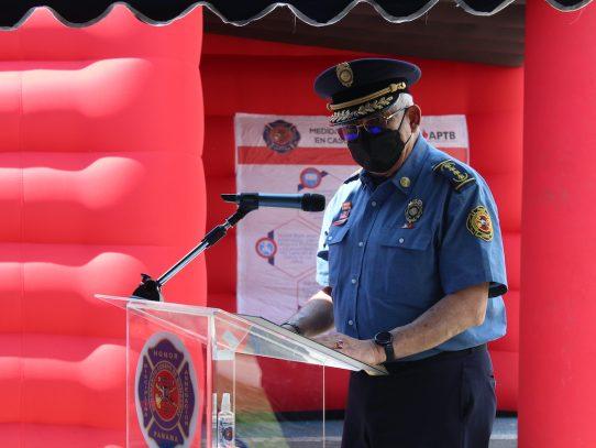 Inició el mes de la prevención de incendios