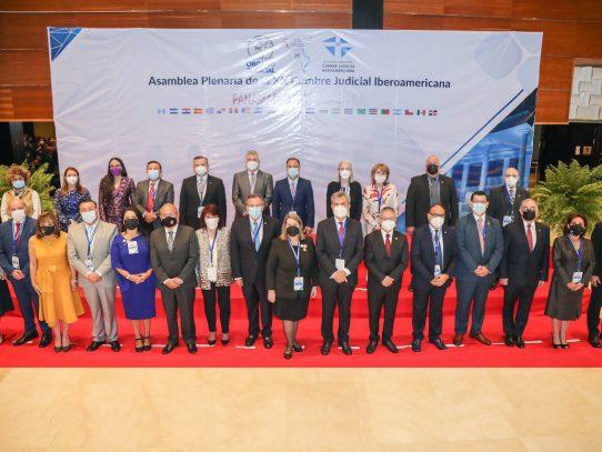Concluyó la Asamblea Plenaria de la XX Edición de la Cumbre Judicial Iberoamericana