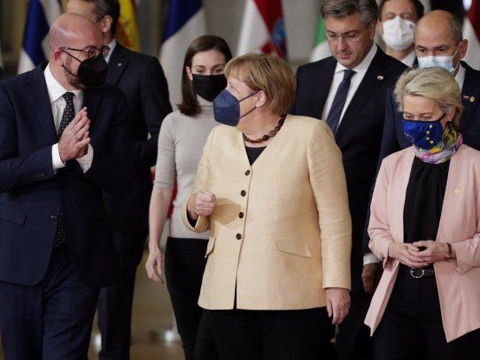 """Michel sobre Merkel: """"Una cumbre sin Angela es como Roma sin el Vaticano"""""""