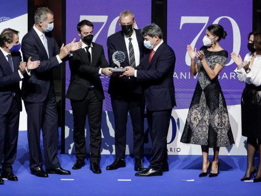 Los reyes asistieron a la entrega de los 70 Premios Planeta