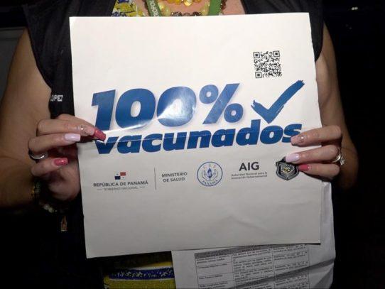El 28 de octubre comienza a regir la autorización de aforo de 100% de vacunados en locales comerciales