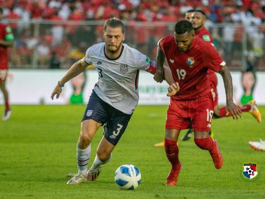 Con gol de Godoy, Panamá venció 1-0 a Estados Unidos