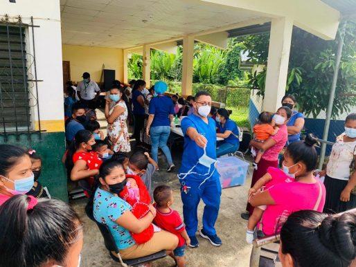 Continúa intervención contra la leishmaniasis en Charco La Pava