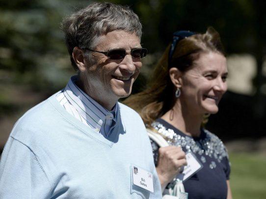 Bill y Melinda Gates se reencuentran para la lujosa boda de su hija