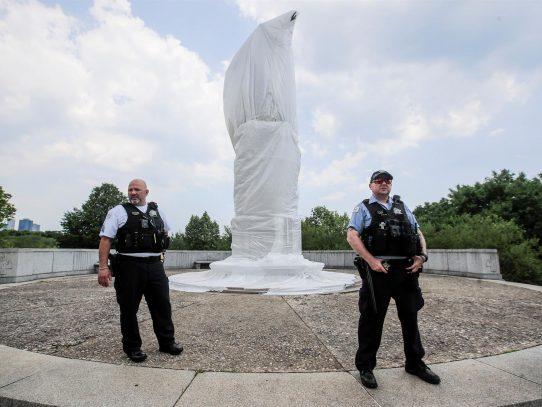Cristóbal Colón pierde amigos y estatuas en Estados Unidos