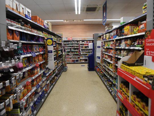 Las tiendas de comestibles en EE.UU. podrían sufrir escasez de suministro