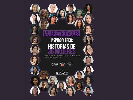 Publican obras para destacar contribución de las mujeres y fomentar el conocimiento en jóvenes