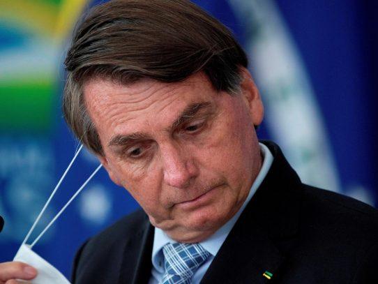Youtube suspende por siete días la cuenta de Bolsonaro por desinformación