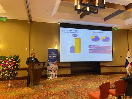 Gerente de Banconal presenta actualidad del Centro Bancario Internacional de Panamá en Colombia