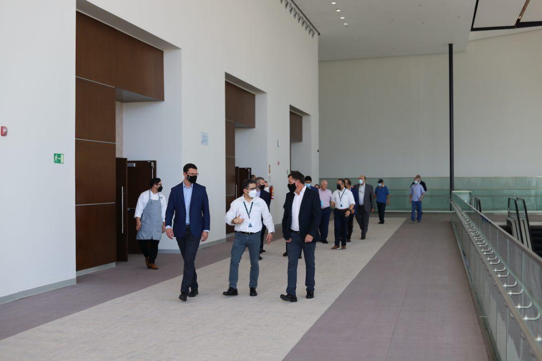 Panama Convention Centersirvió de sede de la reunión de AFIDA